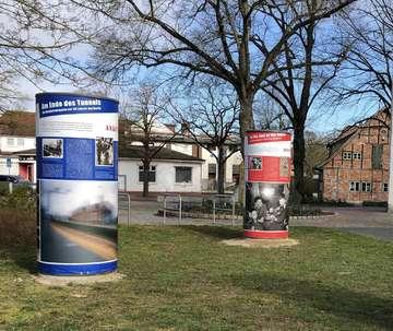 Serie Verwaise Orte Rotenburger CohnScheune coronabedingt weiter geschlossen