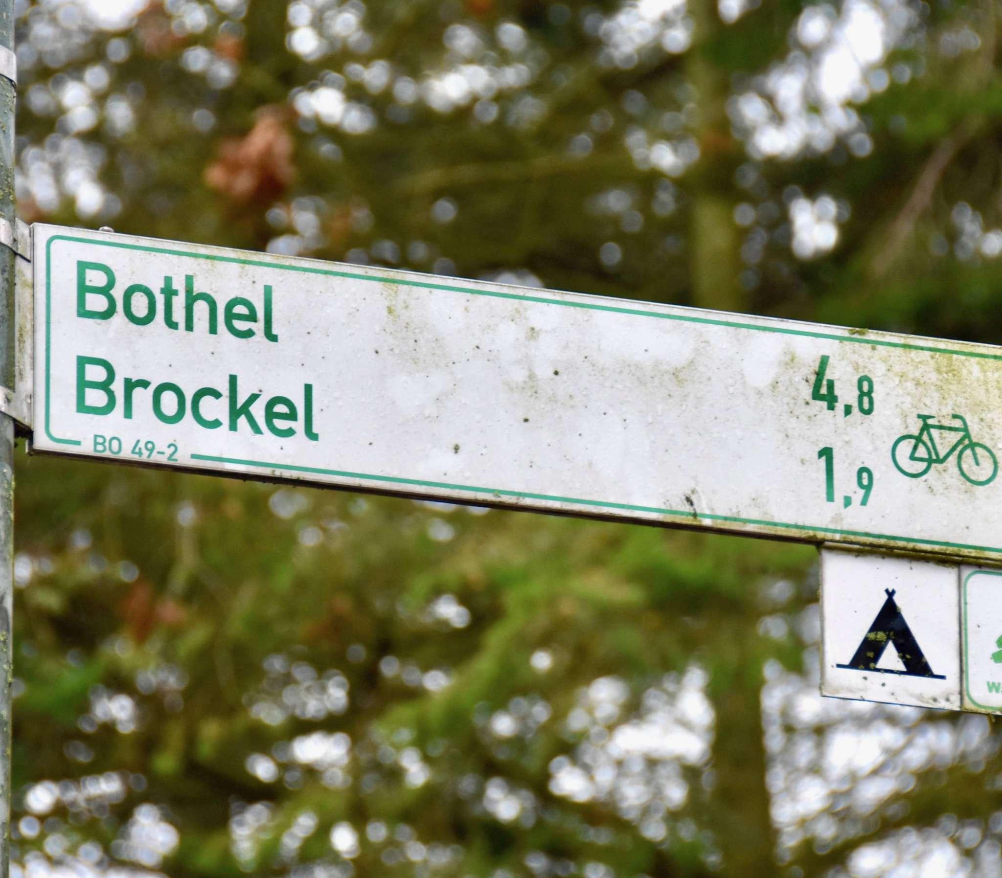 Schon jetzt gibt es auf der Strecke zwischen Rotenburg und Brockel Radwege, diese sind aber nicht durchgängig als Radschnellweg geeignet.