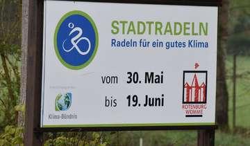 Stadt Rotenburg ruft zu Aktion auf  Start am 30 Mai