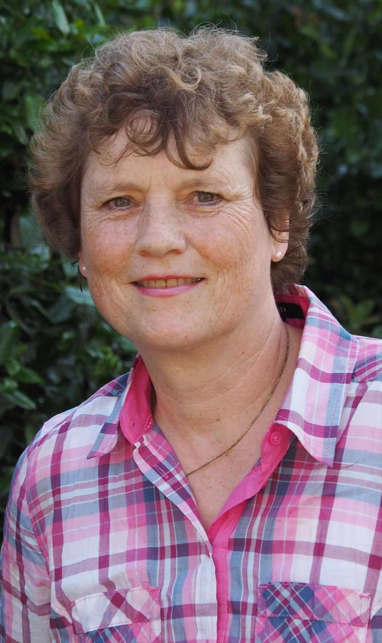 Die 63-jährige Kirchwalsederin Gabriele Hornhardt will für den Landratsposten kandidieren.