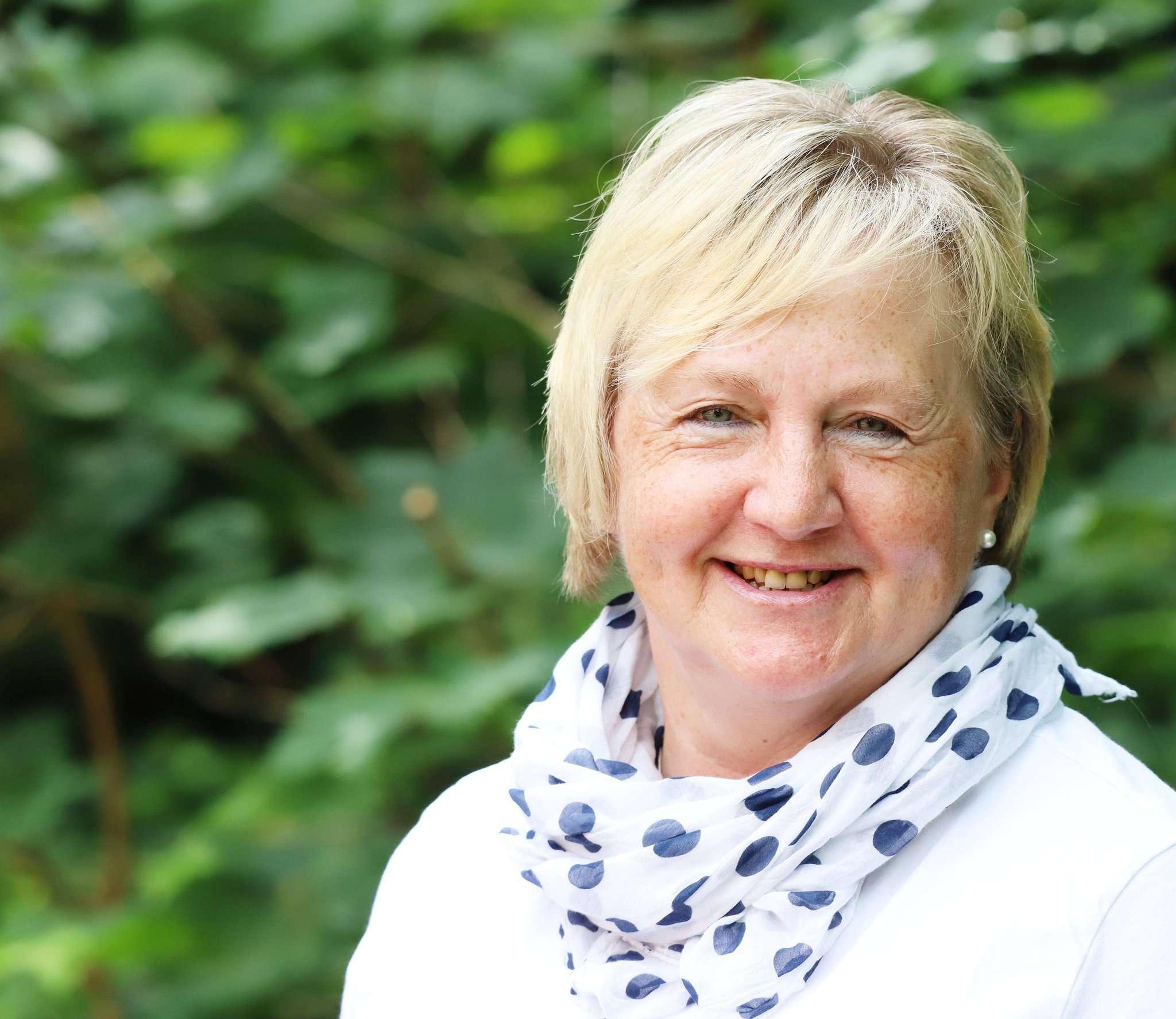 Gründet eine Sucht-Selbsthilfegruppe für Frauen: Marina Hohenkamp möchte ein Vorbild sein.