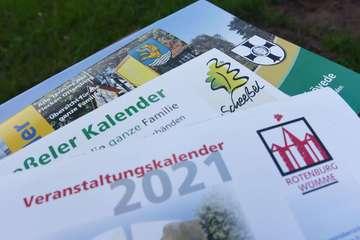 Vereine und Verbände Termine melden bis zum 30 Oktober