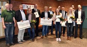 Mulmshorn und Buchholz gewinnen Unser Dorf hat Zukunft VON JUDITH TAUSENDFREUND