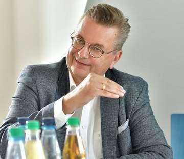 Reinhard Grindel fordert Aufarbeitung in der CDU  VON MICHAEL KR�GER
