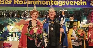 Westerveseder Rosenmontagsverein feiert Prunksitzung