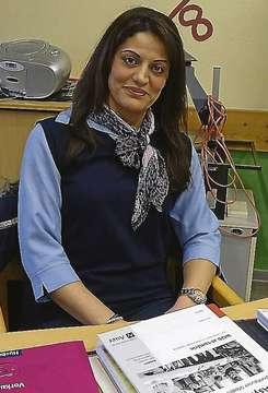 Roueida Kara ist als Dolmetscherin und Lehrerin gefragt