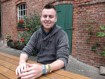 Der Osterveseder Axel Schröder erzählt von seinen Erlebnissen im Seemannsheim Emden