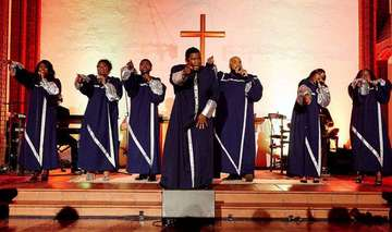 New York Gospel Stars im Februar in Scheeßel