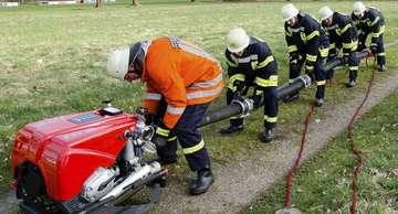 13 Mai Tag der Feuerwehr mit Leistungswettbewerb