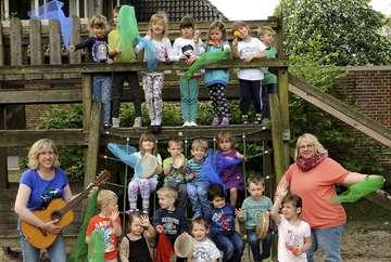 Der Kindergarten Wohlsdorf plant eine große Feier zum Jubiläum