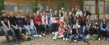 BeekeSchule Erfolgreicher Austausch mit den Niederlanden