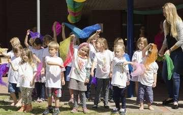 Kindergarten Wohlsdorf feiert 25jähriges Bestehen