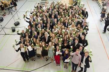 Eichenschule entlässt feierlich ihre Absolventen