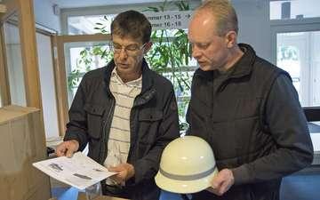 Einsatzkräfte bekommen deutschlandweit neue Helme