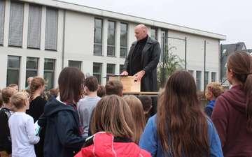 Reformationsaktionstag an der Eichenschule  Von AnnChristin Beims