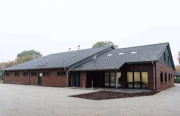 Neues Feuerwehrhaus Viel Platz für die Einsatzkräfte