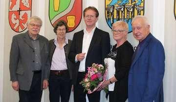 Verabschiedung von Renate Hedtkamp nach 45 Dienstjahren  Von AnnChristin Beims