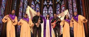 Konzert des USChors Black Gospel Angels am 7 Februar