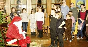 Trachtengruppe Weihnachtsfeier