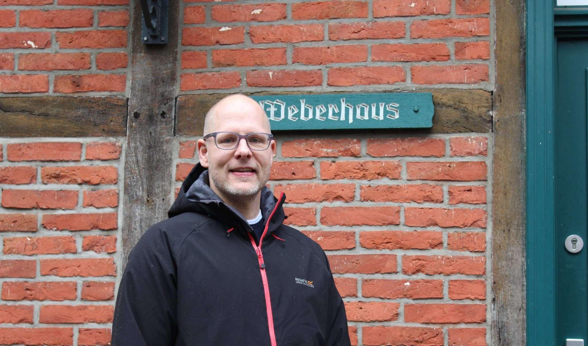Nils Meyer freut sich auf die Herausforderungen, die der neue Job mit sich bringt. Foto: Ann-Christin Beims