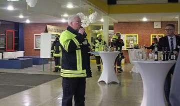 Neujahrsempfang der Gemeinde Scheeßel in der Beekeschule