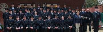 FeuerwehrhausAnbau in Jeersdorf Highlight des Jahres