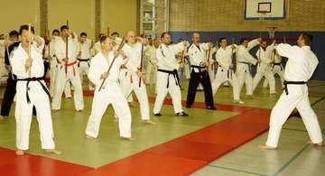 Hanbo Jutsu im Programm des Sportvereins Lauenbrück