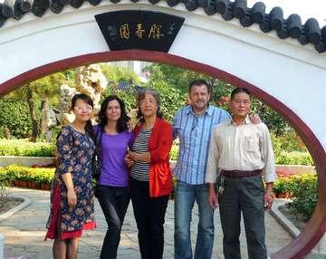 Drei Jahre in China Melanie Hartlef berichtet von ihren Erfahrungen in der Volksrepublik  Von AnnChristin Beims