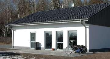 Einweihung des neuen Clubhauses des MSC Eichenring