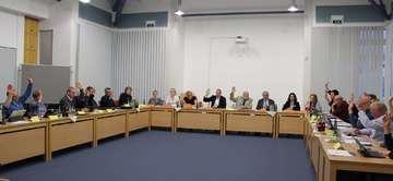 Samtgemeinderat trifft eine Entscheidung für die Zukunft