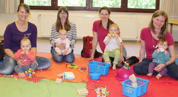 Babygruppe in Lauenbrück wünscht sich weiteren Zuwachs