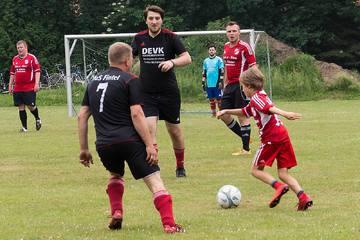 Team Kurdenhof siegt beim dritten Straßenfußballturnier