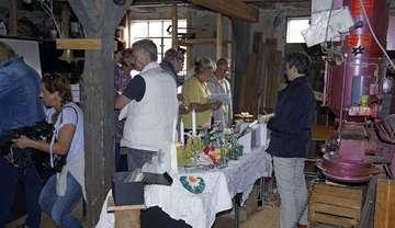 Kunsthandwerkermarkt rund um die Scheeßeler Mühle