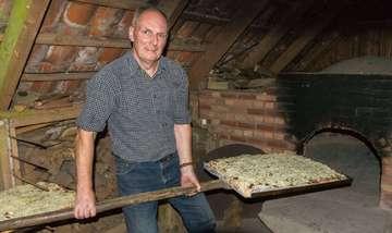 Pizzabacken des Heimatvereins Wohlsdorf