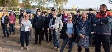 Richtfest für Bartelsdorfer und Wohlsdorfer Brandschützer