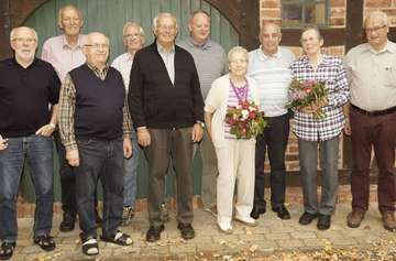 Jeersdorfer Spielgruppen verabschieden ihre Kuchendamen