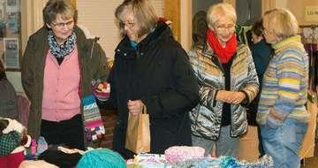 Zweiter Weihnachtsmarkt im Westerholzer Dorfgemeinschaftshaus