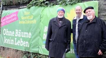 Bussenius und Thiart unterstützen beim Thema Eichen