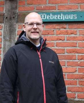 Museumsleiter Nils Meyer über seine ersten Monate in Scheeßel  Von Sünje Lo�s