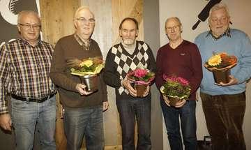 Bürgerbusverein verabschiedet fünf Fahrer in den Ruhestand  Von Erich Schulz