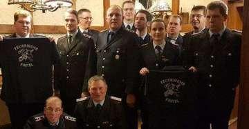 Versammlung der Feuerwehr Fintel