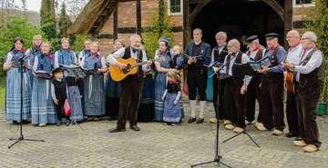Konzert der BeekUln mit den Schlitzerländern  Von KlausDieter Plage
