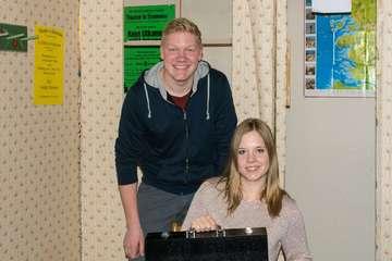 Lena Rathjen und Andreas Behrens verstärken Stemmer Truppe  Von KlausDieter Plage