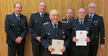 Jahreshauptversammlung der Freiwilligen Feuerwehr Bartelsdorf