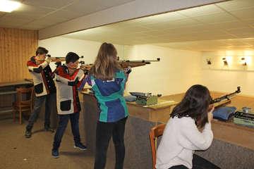 Scheeßeler Schützen renovieren ihren Schießstand
