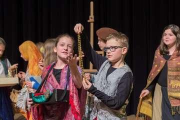 TheaterAG präsentiert Szenen aus 1001 Nacht