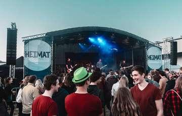 Das Heimat Festival in Scheeßel geht in die sechste Saison