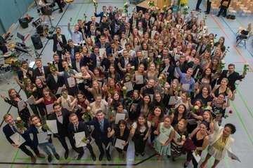 Eichenschule Scheeßel feiert Entlassung mit 126 Abiturienten