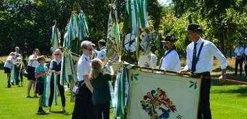 Helvesiek feiert 100 Jahre Schützenverein