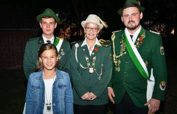 Melanie Hoyer ist neue Erntemeisterin des Schützenvereins
